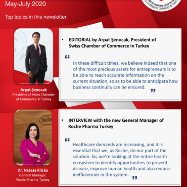 Newsletter May-July 2020