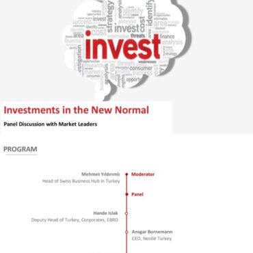 """23 June 2020, Online """"INVESTMENTS IN THE NEW NORMAL"""""""