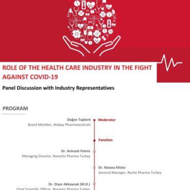 Webinar | 28 May | Role of The Health Care Industry in The Fight Against Covid-19