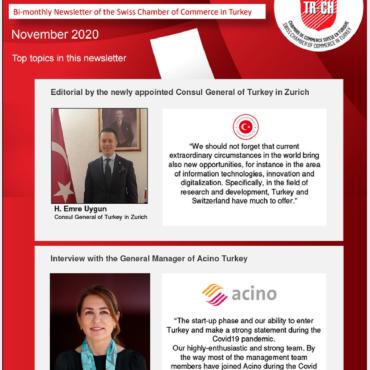 SCCT Newsletter – November 2020