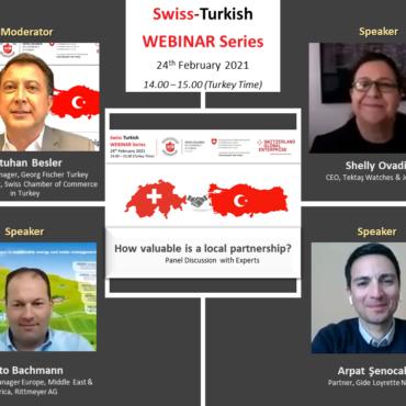 7th Swiss-Turkish Webinar