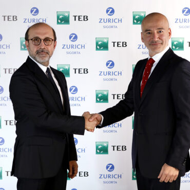 Zurich Sigorta and TEB Collaborate in one of the  New Year's First Large Investment in Turkey